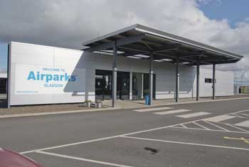 pre-book Glasgow airport parking