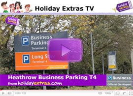 Heathrow Business Parking T4 Video