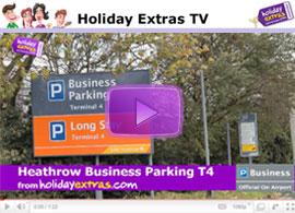 Heathrow Business Parking T4 Video