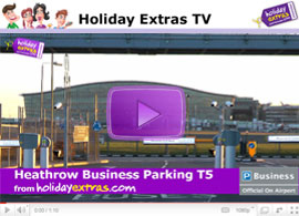 Heathrow Business Parking T5 Video