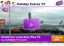 Heathrow Long Stay Plus Terminal 5 Video