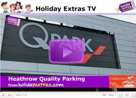 Heathrow Purple Parking Business Video