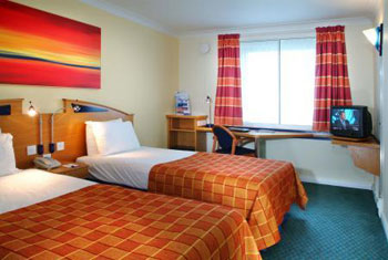 The Holiday Inn Express East Midlands airport