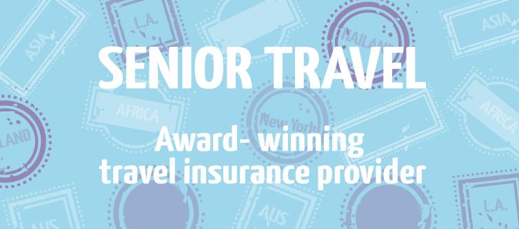 Seniors Cover Travel Insurance