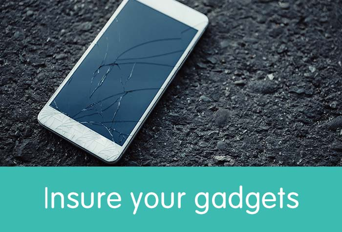 Gadget Cover Insurance