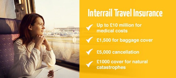 Interrail Travel Insurance