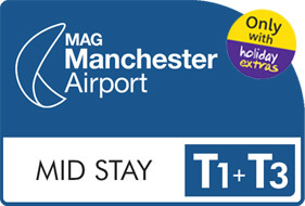 Manchester Airport Mid Stay parking
