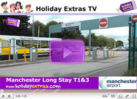 Manchester Long Stay T1 And T3 Video