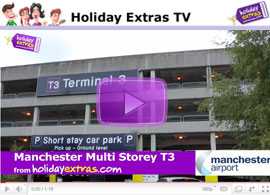 Manchester Multi Storey Terminal 3 Video