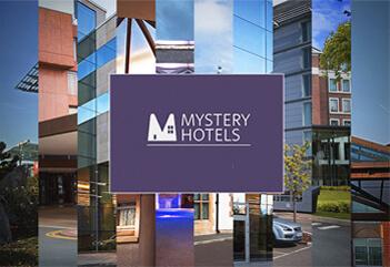 Mystery 4-star Hotel Logo