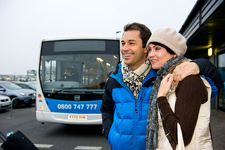 Couple at Airparks Birmingham