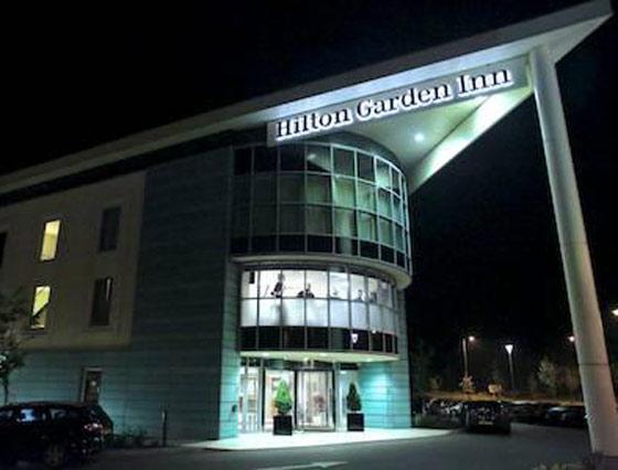 Luton Hilton Garden Inn