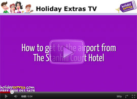 Stanhill Court Hotel Gatwick Airport Video