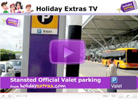 Stansted NCP Valet Parking Video
