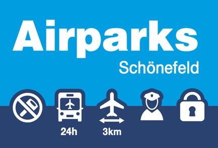 Parken Flughafen Berlin Airparks