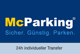 Mc Parking Parken Flughafen Tegel Berlin