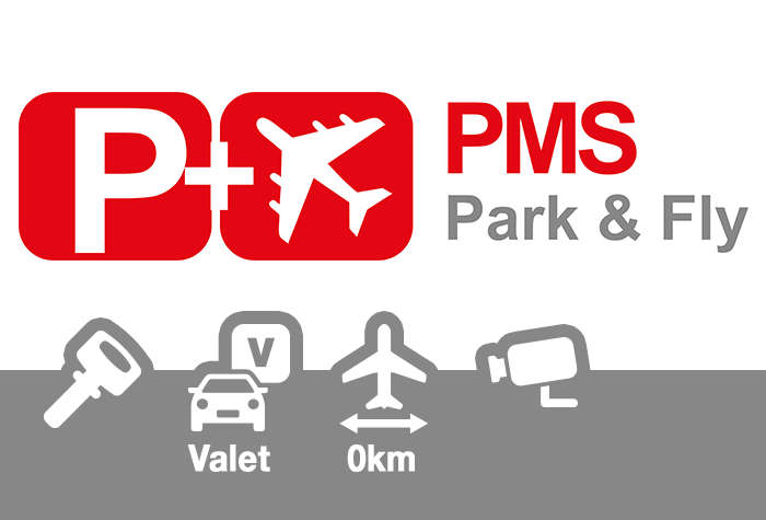 PMS Park Fly Icon