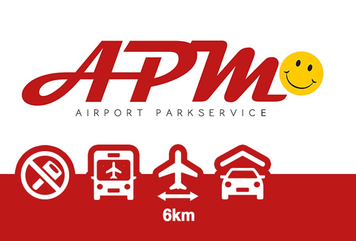 Am Flughafen Muenchen parken mit Parkservice APM Carports