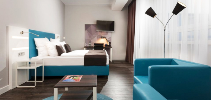 Best Western Hotelzimmer