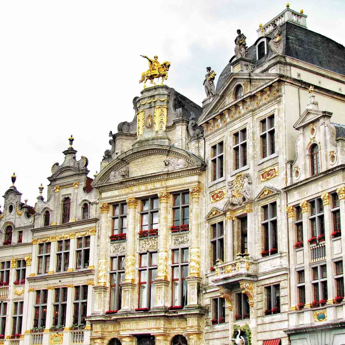 Bruessel Grand Place