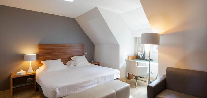 Hotel & Spa La Villa K Hotelzimmer