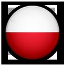 Polen Flagge