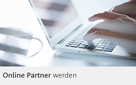 Online Partner werden