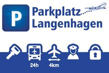 Hannover Flughafen Parken Parkhalle Langenhagen