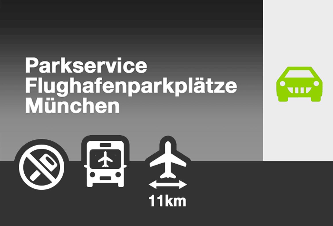 Logo mit Details vom Parkservice Sky Muenchen