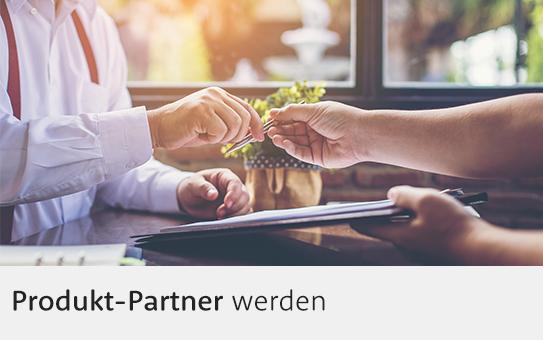 Produktpartner werden