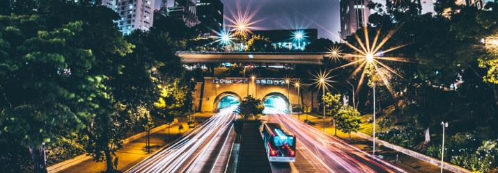 Bus Flughafentransfer