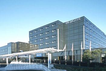 The Novotel Birmingham airport