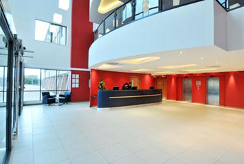 The Ramada Encore Birmingham airport