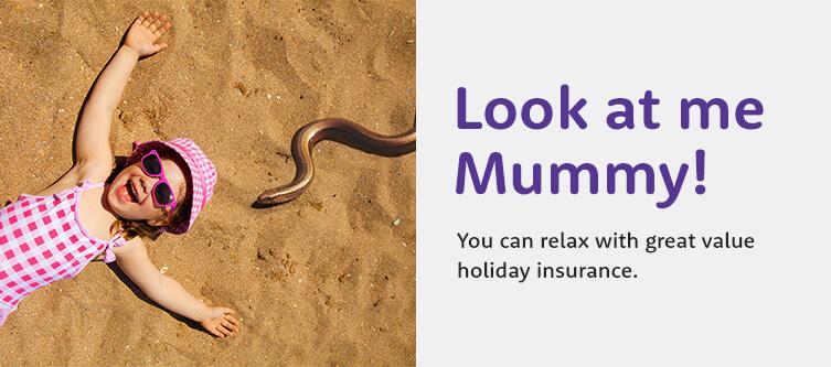 Children's Travel Insurance