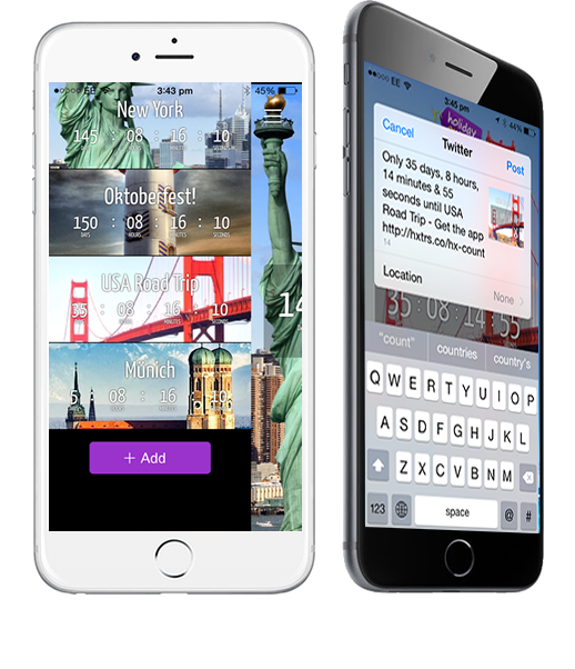 Apple Store & Google Play