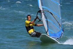 Windsurfing safety