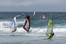 Booking off-airport parking at Heathrow will ensure your windsurfing holiday budget stretches further