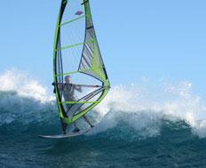 Advanced windsurfing destinations
