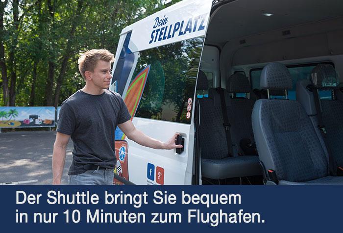 Anfahrt dein stellplatz parkhaus holiday extras for Tegel flughafen anfahrt