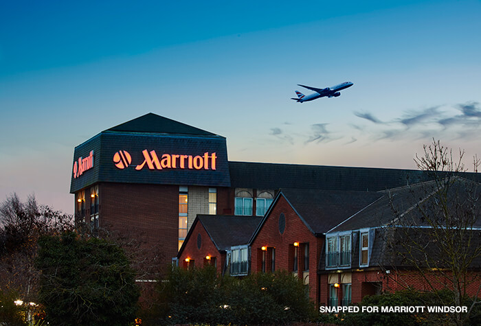 Heathrow Windsor Marriott Hotel | Hotel stays near the airport