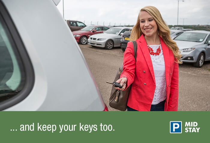 Luton Mid Term Parking >> Mid Stay Luton On-Airport Parking | Excellent value for money