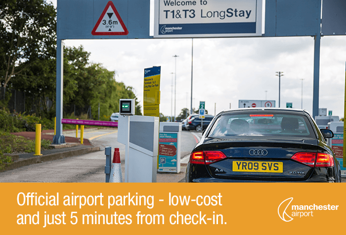 Manchester Airport T3 Parking >> Long Stay Manchester Airport Terminals 1 And 3 Holiday Extras