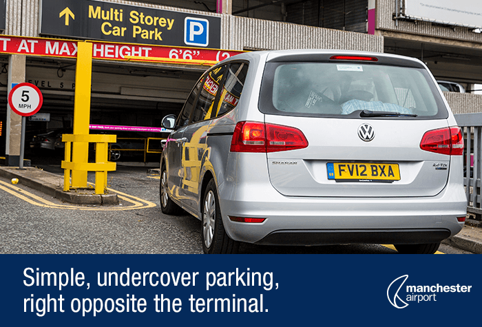 Manchester Airport T3 Parking >> Multi Storey Parking Terminal 3 Manchester Airport Top Deals