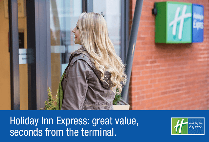 Holiday Inn Express At Luton Airport The Closest Hotel To