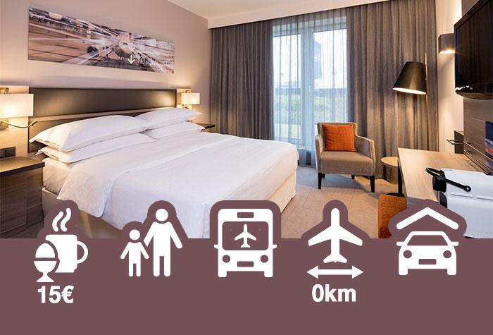 Sheraton Dusseldorf Airport Hotel Holiday Extras