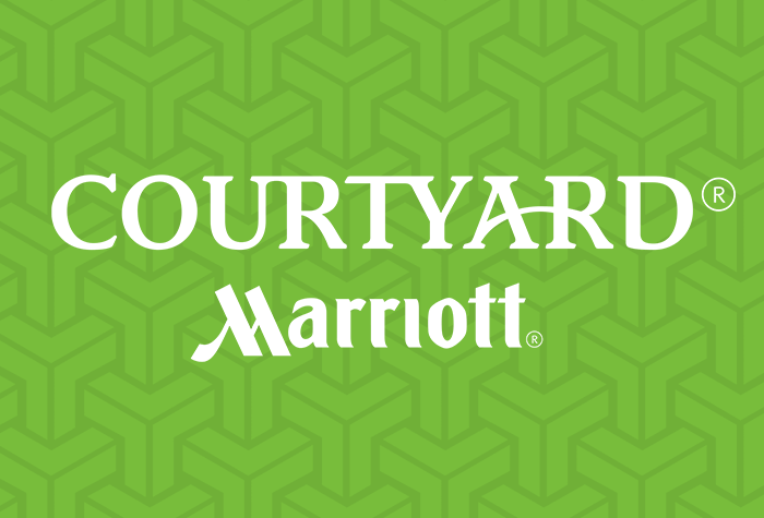 Courtyard Marriott Hotel Logo