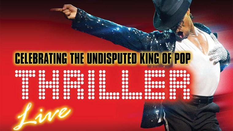 Thriller Live Poster