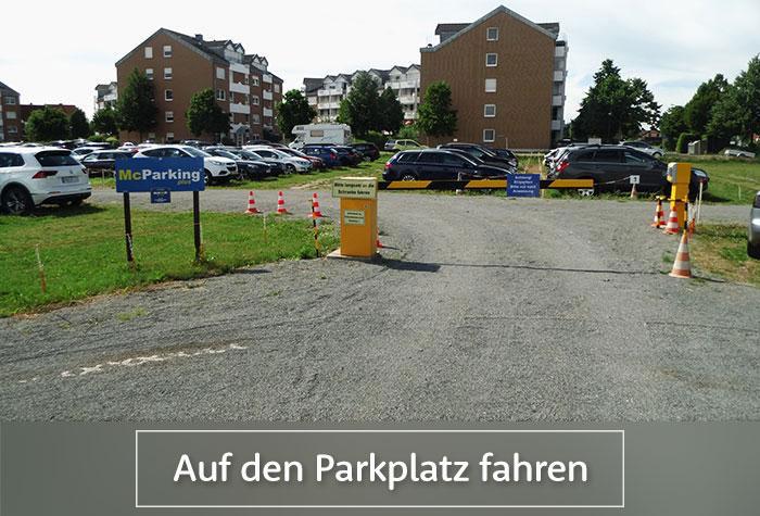 mcparking parkplatz leipzig holiday extras. Black Bedroom Furniture Sets. Home Design Ideas
