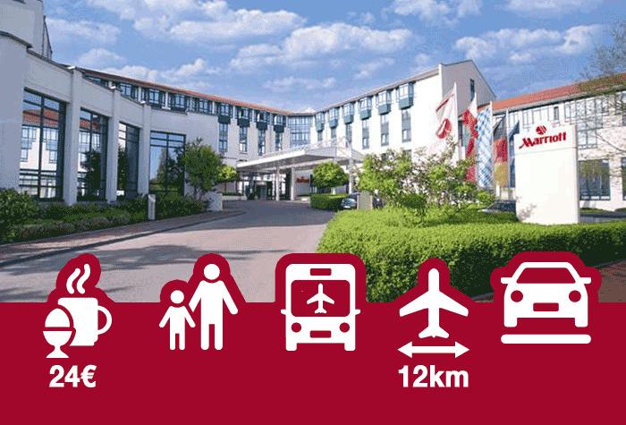 Munchen Airport Marriott Hotel Holiday Extras