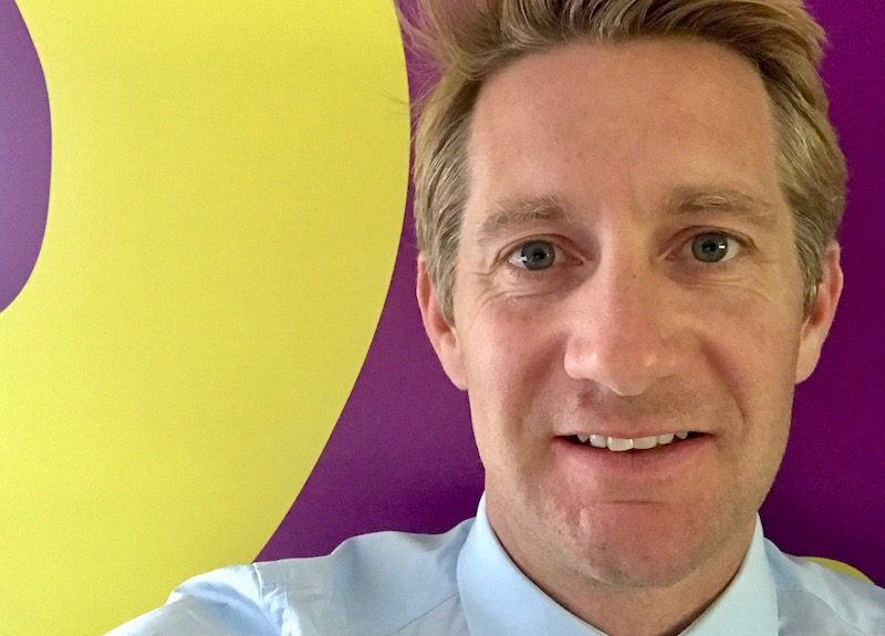 Matthew Pack - CEO - Photo